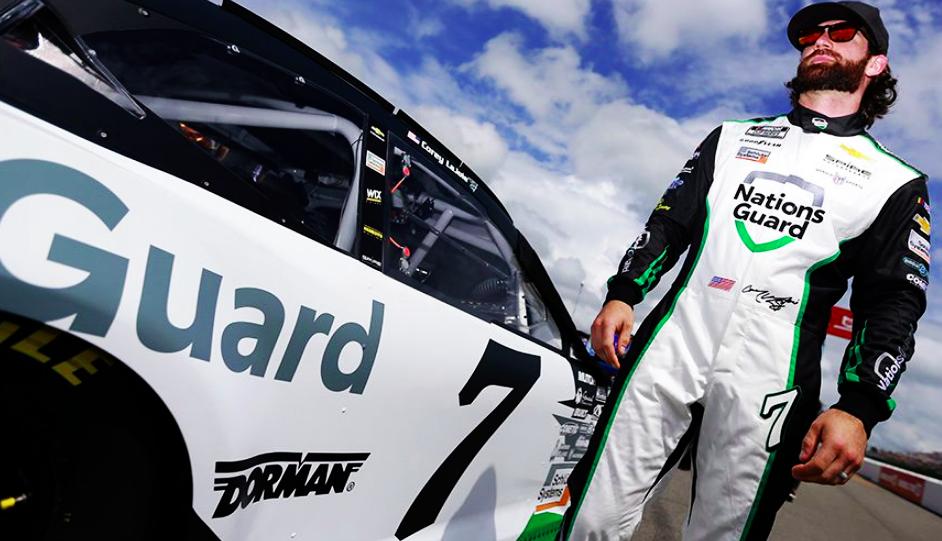NASCAR: Amikor a szponzorod tudatja veled, hogy öregszel…