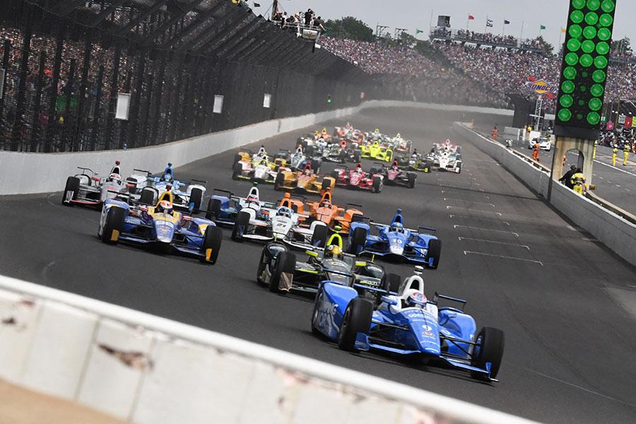 HIVATALOS: Nézők nélkül rendezik meg a 104. Indianapolis 500-at