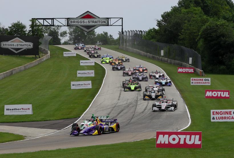 IndyCar: Második Road America-i verseny jöhet Toronto helyett?