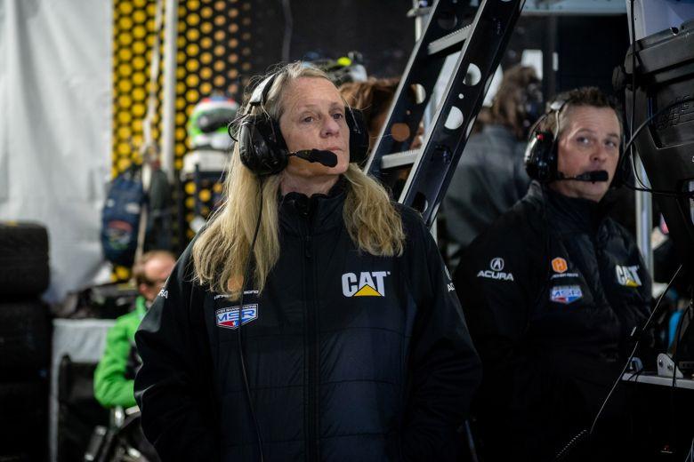 Saját IndyCar-programot tervez női versenyzőknek Jackie Heinricher