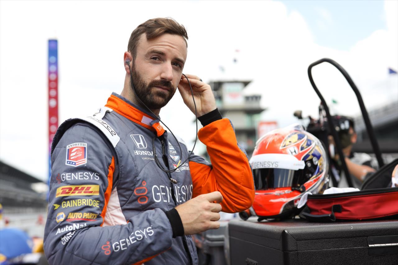IndyCar: Hinchcliffe váltja Veachet a szezon hátralévő három futamán