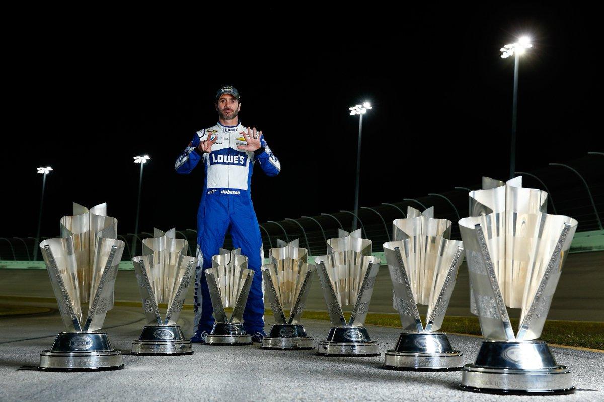 NASCAR: Jimmie Johnson legszebb pillanatai