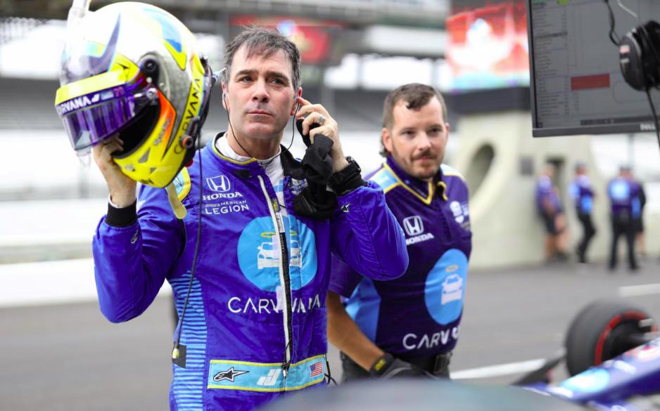 Johnson: Közelebb vagyok az Indy 500-hoz, mint valaha