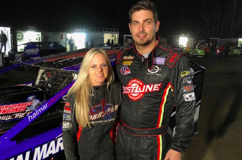 NASCAR: Stewart Friesen felesége is nevez a bristoli dirt-futamra