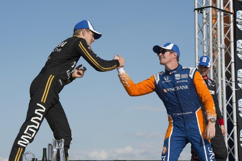 Marcus Ericsson a Chip Ganassi Racingnél folytatja