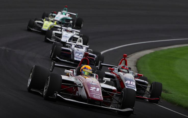 Penske: Az Indy Lights egy épkézláb szériát sem volt képes összehozni