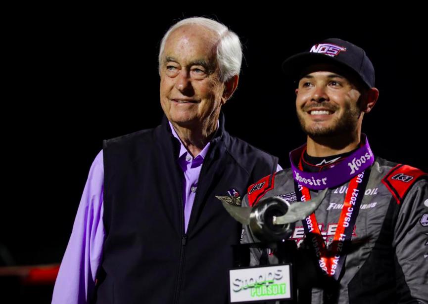 Penske: A szezont követően kezdünk tárgyalni Kyle Larson Indy 500-as nevezéséről