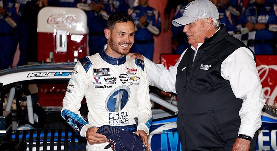 NASCAR: Az ok, amiért Rick Hendrick szakított az elveivel