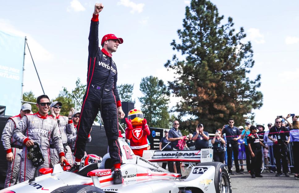 Will Power győzelmét hozta a Grand Prix of Portland