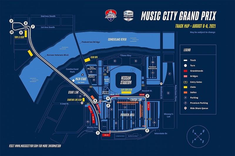 Egy kör Grosjeannal az IndyCar vadonatúj pályáján (VIDEÓ)