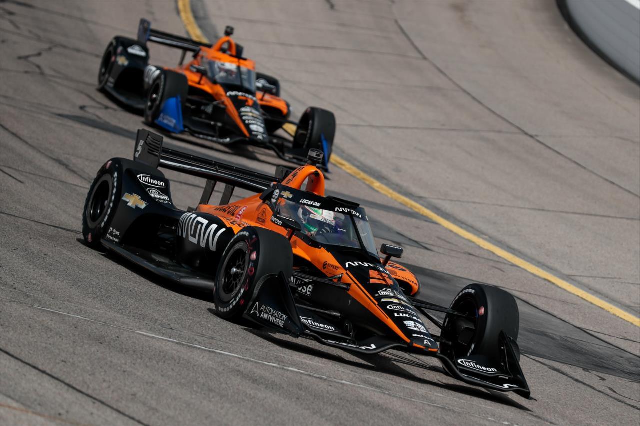 IndyCar: A McLaren érdeklődik Sergio Perez iránt