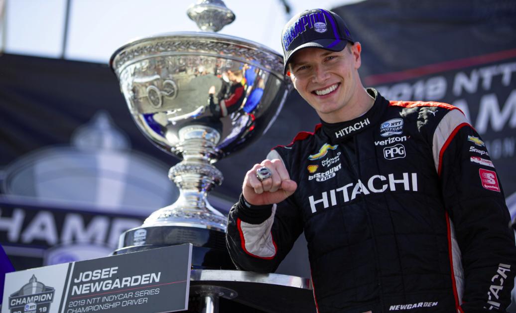 Kétszeres IndyCar-bajnok lett Josef Newgarden!