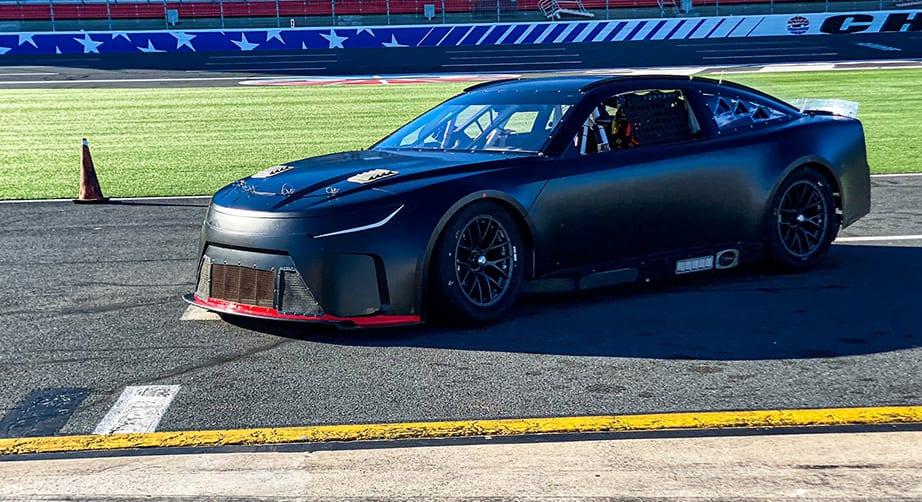 NASCAR: Átesett első, hivatalos road-pályás tesztjén a Next Gen
