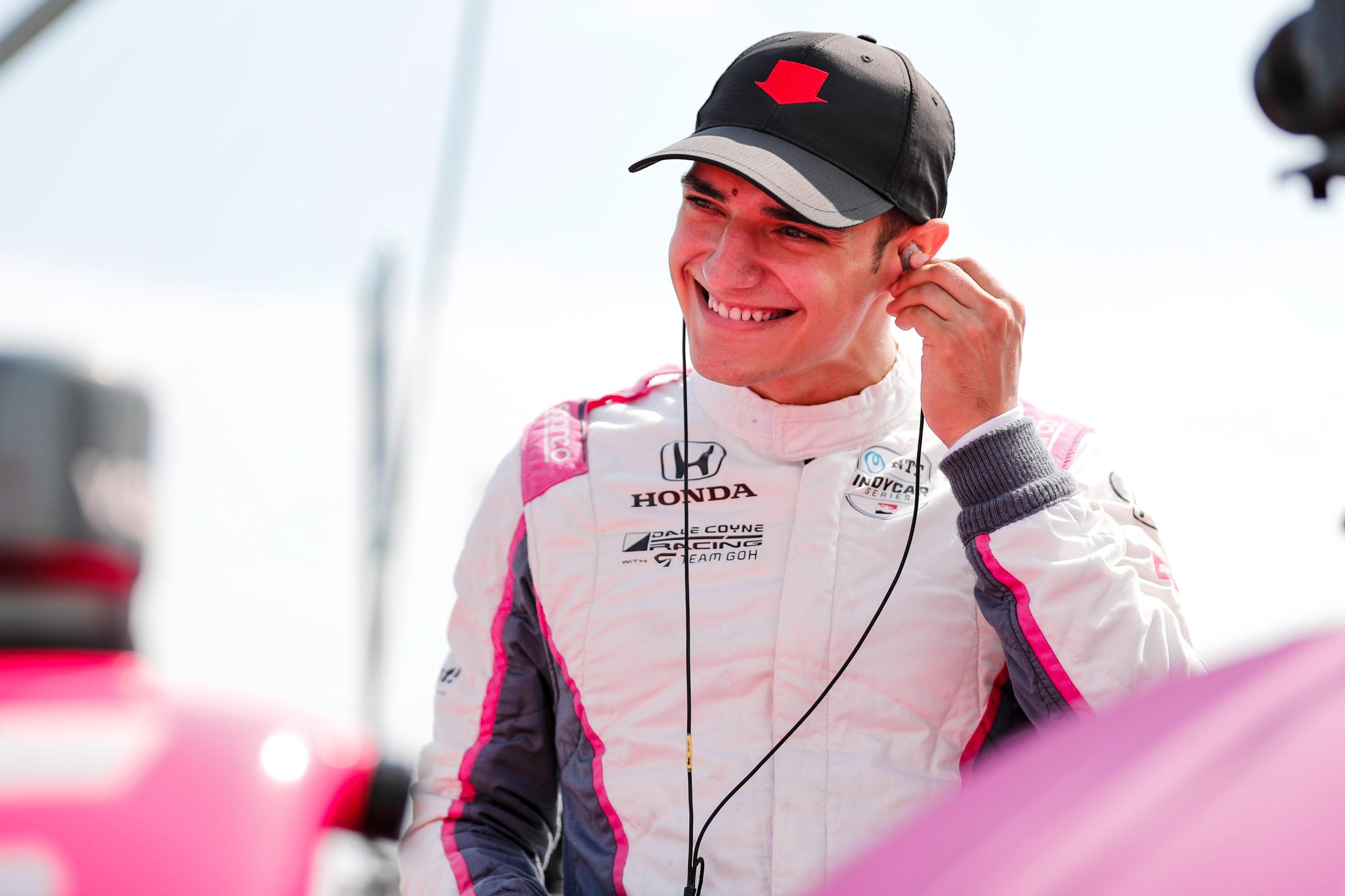 IndyCar: Alex Palou a Chip Ganassi Racingnél folytatja