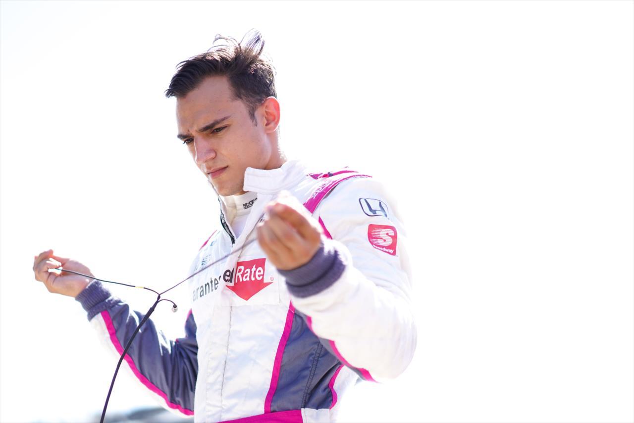 IndyCar: Alex Palou zárta az élen a Harvest GP első szabadedzését