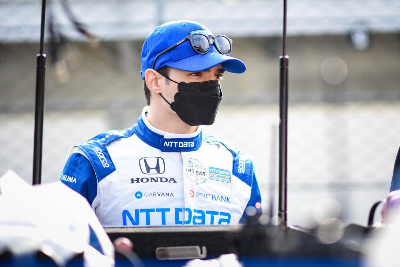 IndyCar: Alex Palou zárta az élen az első edzést Barberen