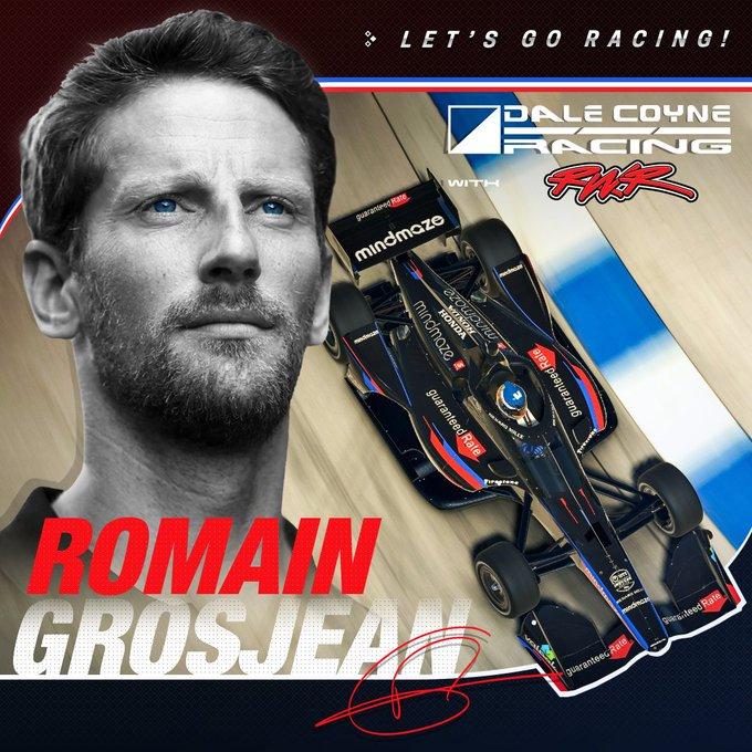 Grosjean nem zárja ki, hogy a jövőben mégis bevállalja a superspeedwayeket