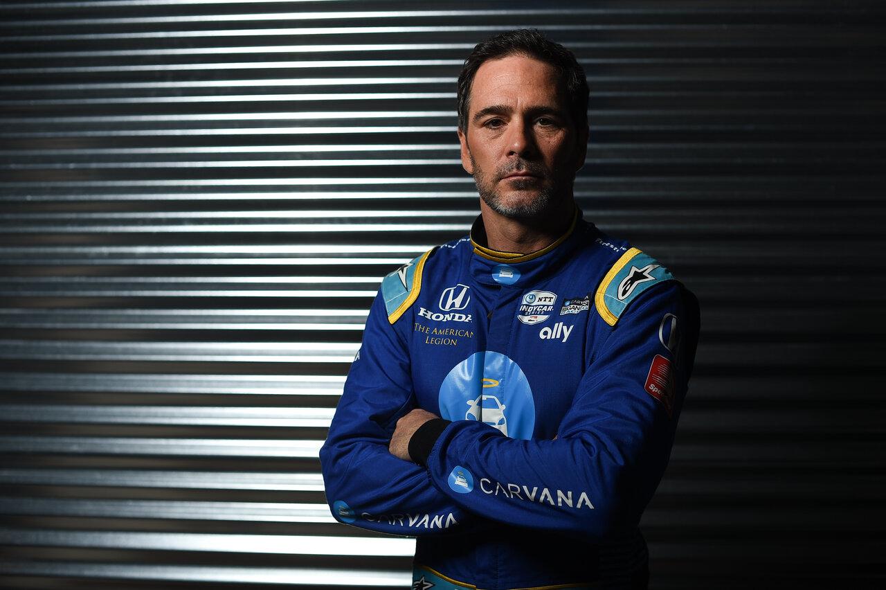 IndyCar: A rajongókon múlik, hogy milyen lesz Jimmie Johnson autója