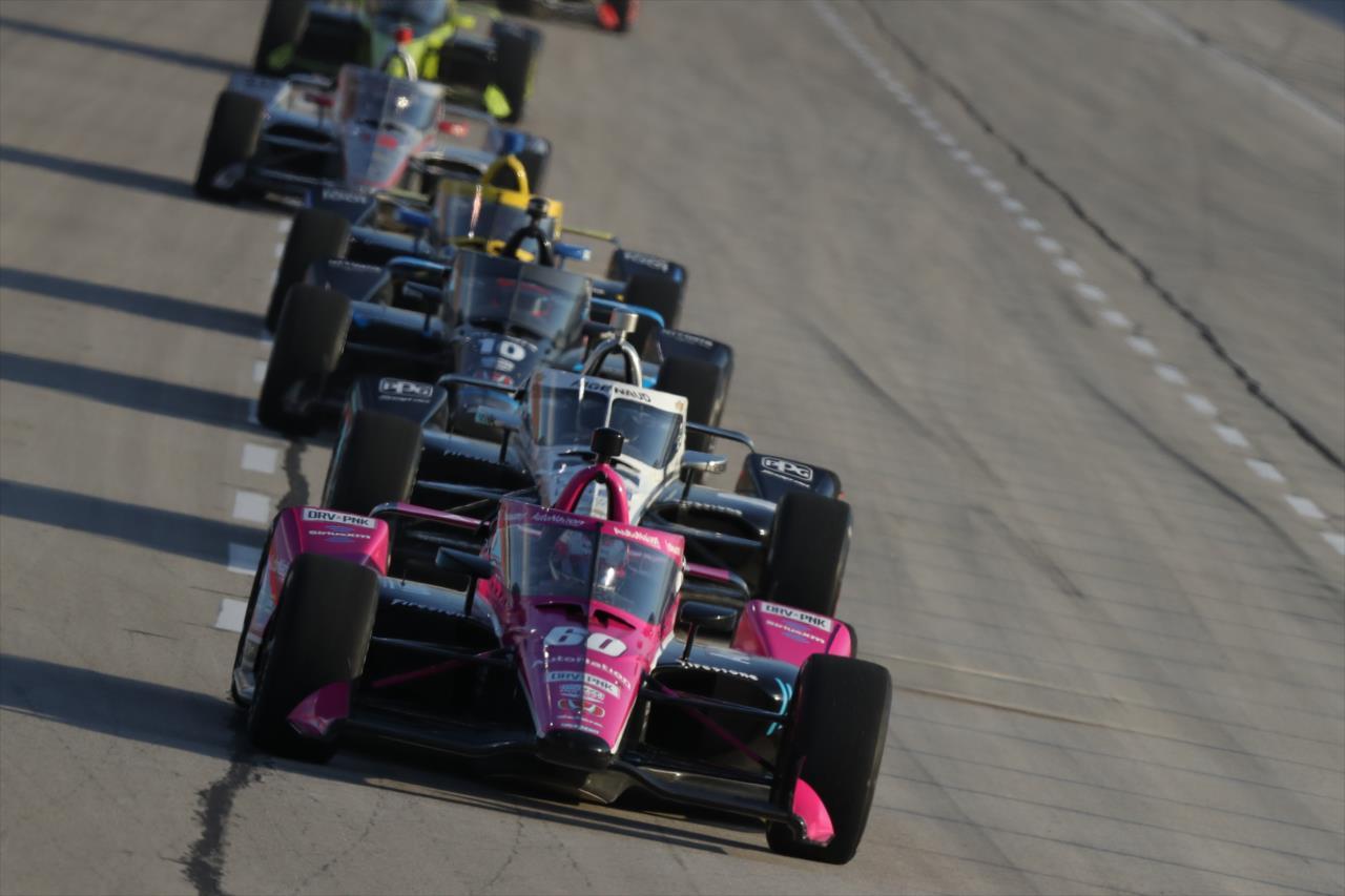 2021-ben már csak három oválpálya lesz az IndyCar naptárában?