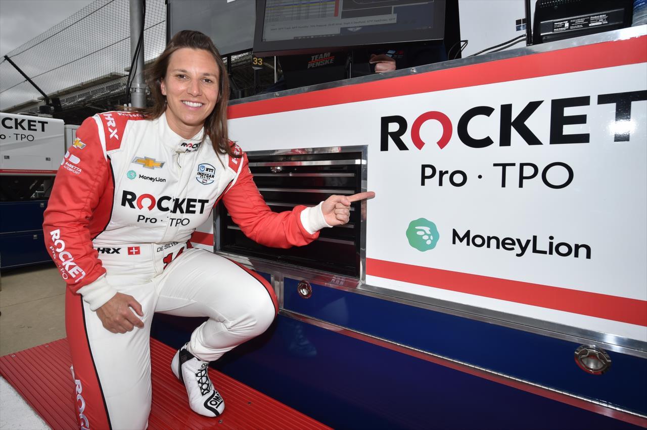 Iron Maiden – Az IndyCar legkémenyebb nője motiváltabb, mint valaha