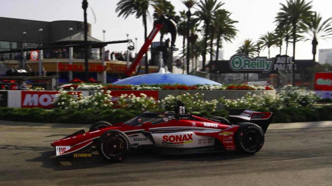 IndyCar: VeeKay 2022-ben is marad az Ed Carpenter Racingnél
