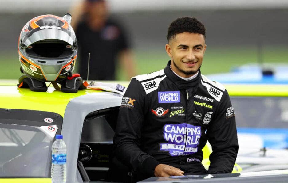 Indy Lights tesztet kap az SRX Series felfedezettje