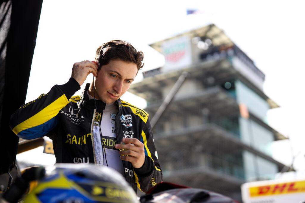 BREAKING: Zach Veach azonnali hatállyal távozik az Andretti Autosporttól