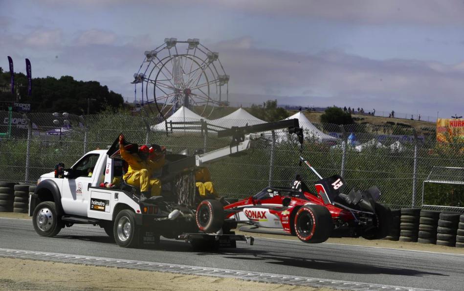 IndyCar: McLaughlin az élen, VeeKay továbbra sincs 100%-os állapotban