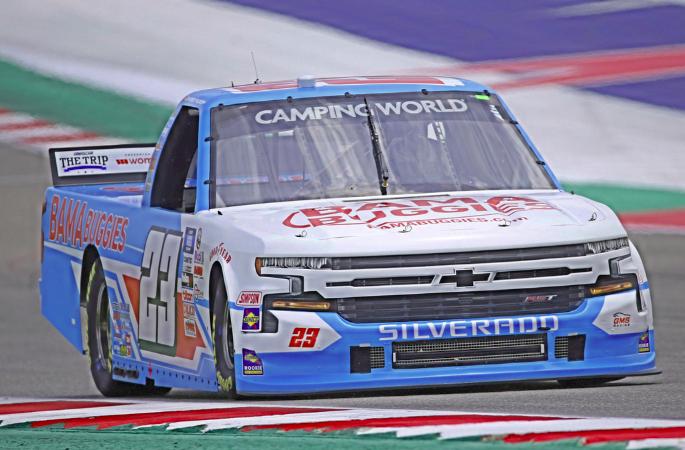 NASCAR: Koronavírusos lett Purdy, Allmendinger helyettesíti Watkins Glenen