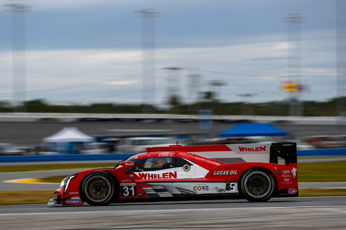 Felipe Nasr szerezte meg a Daytona 24 kvalifikációs futamának pole-ját