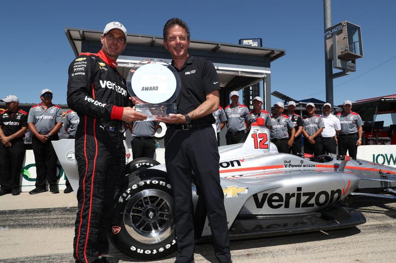Will Power megszerezte IndyCar-karrierje 53. pole-ját és beérte A.J. Foytot