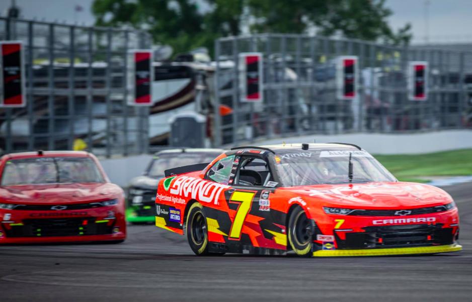 NASCAR: Itt van az Xfinity és a Truck Series 2022-es naptára