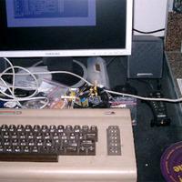 C64 billentyűzet