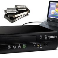 Mentsd meg a családi videókat - Ion USB VCR2PC