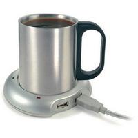 USB kávémelegítő elosztóval