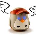 Facebook kompatibilis pingvin