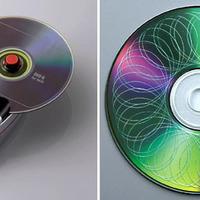 CD- és DVD megsemmisítő