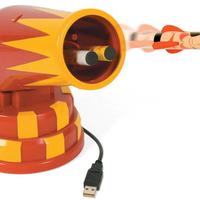 USB ágyú