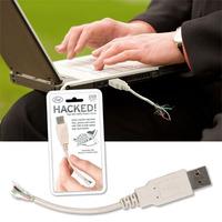 Vezetéknélküli pendrive - Hacked