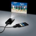 Microvision projektor