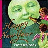 {{TXT{{ Happy New Year Postcard Book. specific amplia agency Moovit Tecnico enzyme