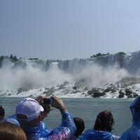 Niagara Vízesés – 2009. aug. 17. hétfő