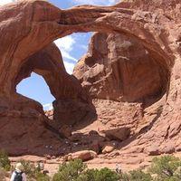 Arches Nemzeti Park - 2009. aug. 6. csütörtök