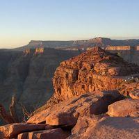 Las Vegas – Grand Canyon West - 2009. aug. 1. szombat