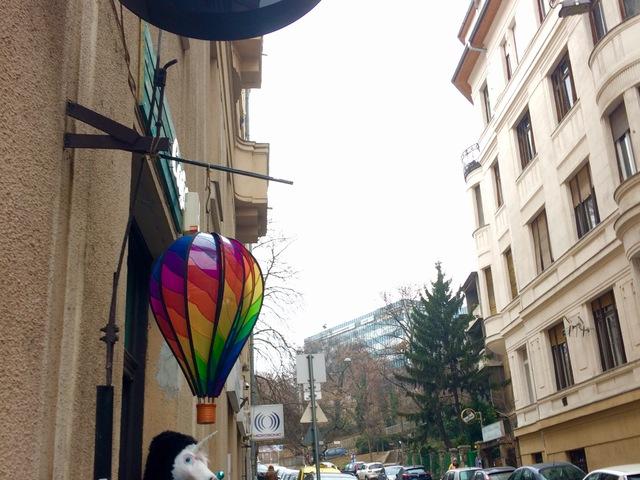 Varázslatos: La Nube kávézó és tapasbár