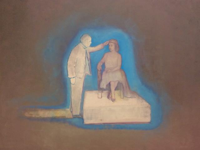 Szellemes szellemek - Szűcs Attila kiállítása február 19-ig még megtekinthető a Ludwig Múzeumban