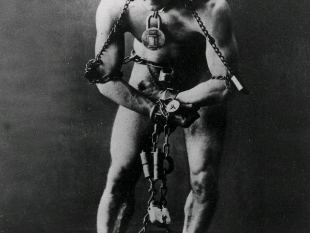 Houdini: futóbajnokból a világ legnagyobb szabadulóművésze