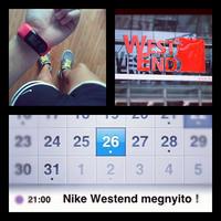 Csütörtökön Nike márkabolt megnyitó a WestEndben!