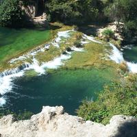 Csobbanj egyet a Krka Nemzeti Parkban