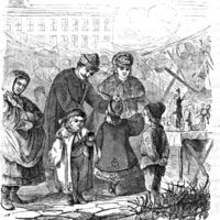 Karácsonyi vásárok, ünnepi készülődés a 19. században
